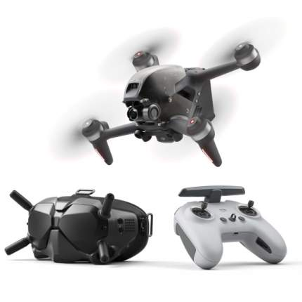Квадрокоптер DJI FPV Combo Black