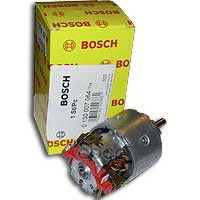 Электродвигатель Вентилятора Отопителя Bpa BOSCH 0130007064