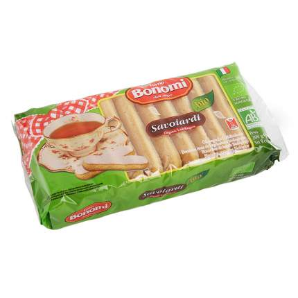 Печенье Savoiardi сахарное bio 200 г