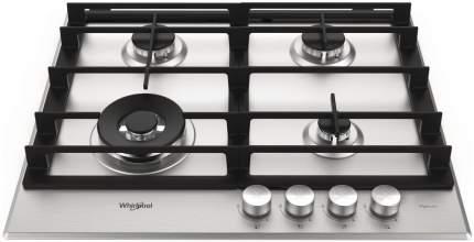 Встраиваемая газовая панель Whirlpool GMW 6422/IXL EE Silver