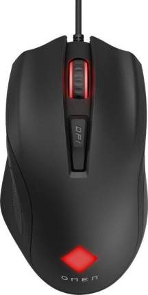 Мышь HP OMEN Vector (8BC53AA) Black
