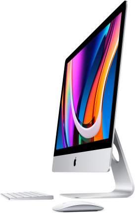 Моноблок Apple iMac 27 (MXWU2RU/A) Silver