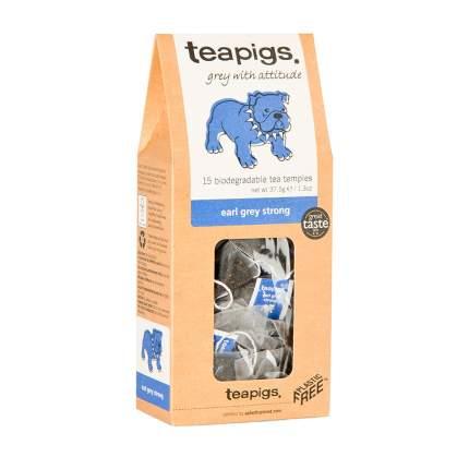 Чай черный Teapigs крепкий эрл грей 15*2.5 г