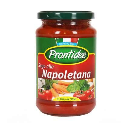 Соус томатный Prontidee неаполитанский 350 г