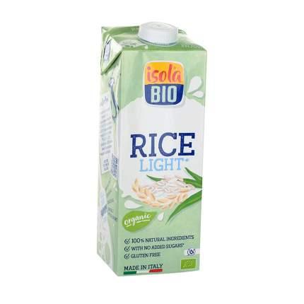 Напиток рисовый Isola bio light облегченный 1 л