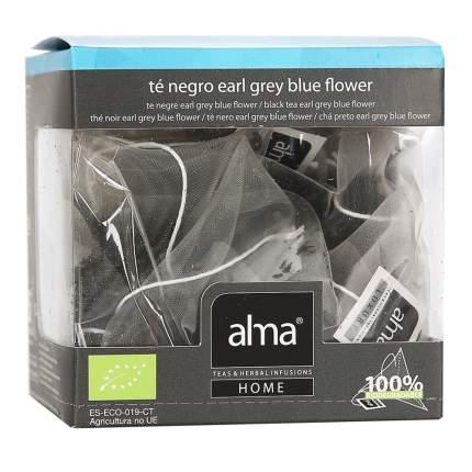 Чай черный Alma Home Organic эрл грей 15*1.86г
