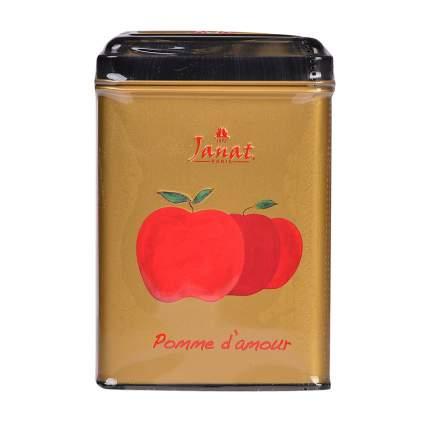 Чай черный Janat Paris яблоко любви 100 г