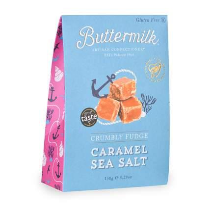 Мягкая карамель Buttermilk карамель и морская соль 150 г
