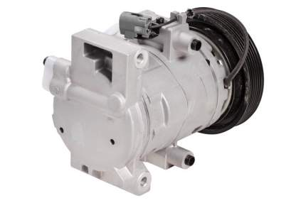 Компрессор кондиционера Luzar для Mazda 6 (GH) (07-) LCAC 2550