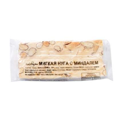 Нуга мягкая Sogni di Zucchero с миндалем 150 г