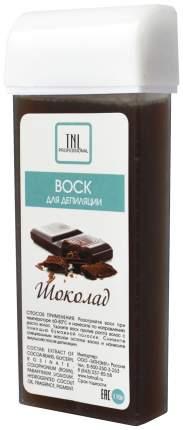 Воск для депиляции TNL Professional Шоколад 110 г