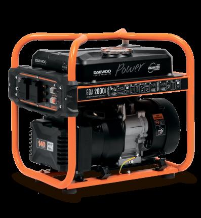 Инверторный генератор DAEWOO GDA 2600 i