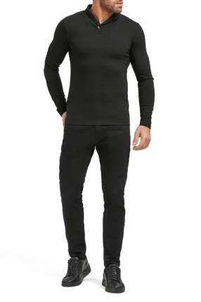 Пуловер мужской Envy Lab N005 черный XL