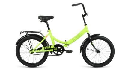 """Велосипед Altair City 20 2021 14"""" ярко-зеленый/черный"""
