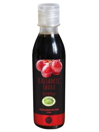 Бальзамический соус, KORVEL, пластиковая бутылка 250 мл