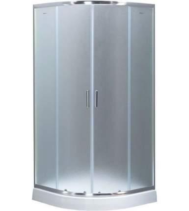 Душевой уголок Aquanet SE-900Q 90x90, узорчатое стекло