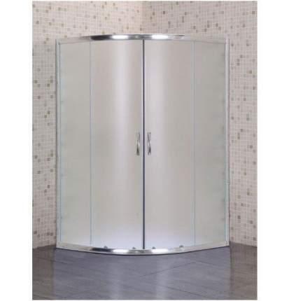 Душевой уголок Aquanet SE-900Q-Short 90x90, узорчатое стекло