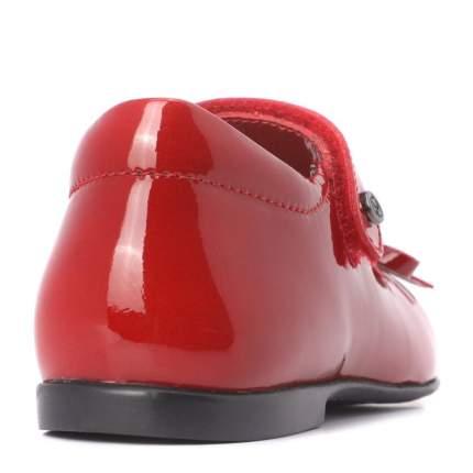 Туфли для девочек Naturino, цв. красный, р.26