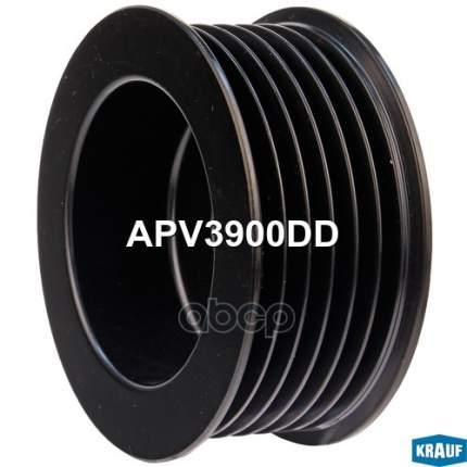 Обгонный шкив генератора Krauf APV3900DD