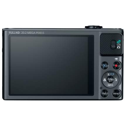 Фотоаппарат цифровой компактный Canon PowerShot SX620 HS Black