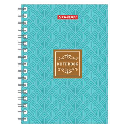 Записная книжка Brauberg Орнамент А6 120 листов 129850