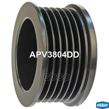 Обгонный шкив генератора Krauf APV3804DD
