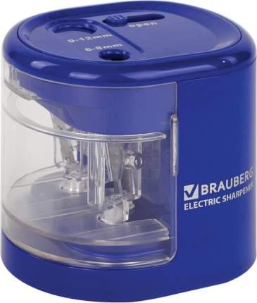 Точилка электрическая Brauberg Standard два отверстия 6-8/9-12 мм