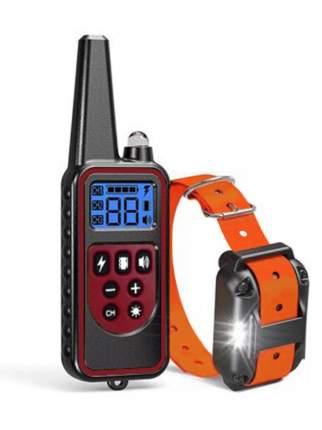 Электронный ошейник для дрессировки собак Aleko Dog T450, влагозащищенный, 800м