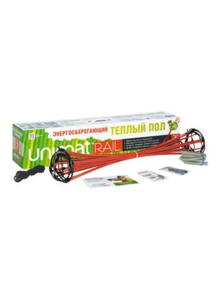 Теплый пол стержневой UNIMAT RAIL 130 Вт/м2, 5 пог/м