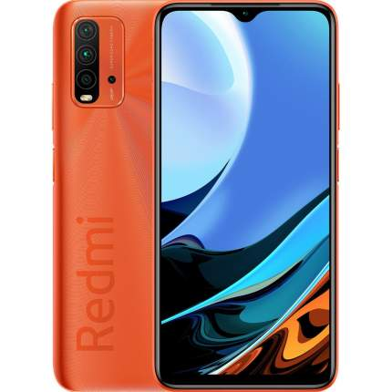 Смартфон Xiaomi Redmi 9T 4+128GB Orange