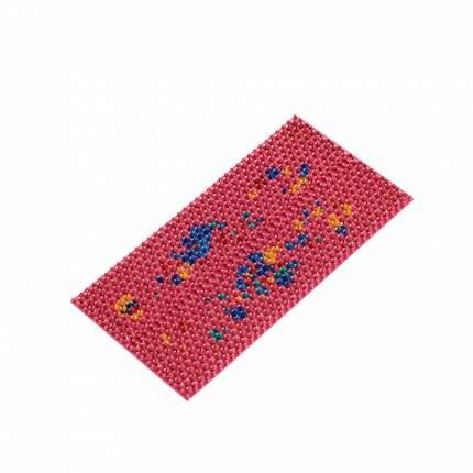 Аппликатор Ляпко коврик Шанс плюс шаг игл 4,9 105х230 мм красный