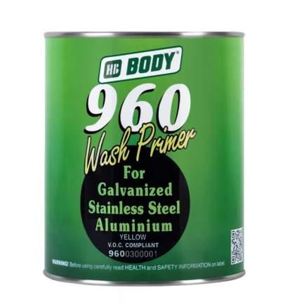 Грунт HB BODY 9600300001 1:1 кислотный 2к 1 л