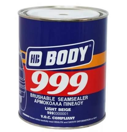 Герметик Body 999 Герметизирующий Состав На Основе Каучука (1.0 Л.) HB BODY 9990300001