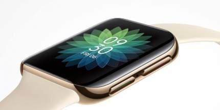 Смарт-часы Oppo Watch 41mm Gold (OW19W6)