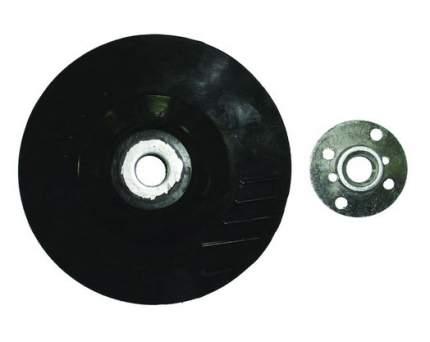 Шлифовальный диск-подошва резиновый 125мм М14х2 для УШМ Skrab 35700