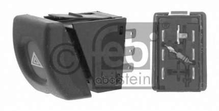 выключатель Аварийной Сигнализации Opel Combo 94-01/Corsa 93-00 Febi 01566