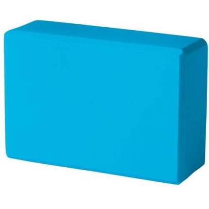 Блок для йоги Torres YL8005, -, голубой, этиленвинилацетат