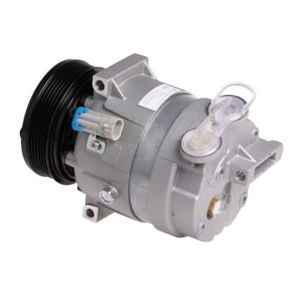 Компрессор кондиционера Luzar для Niva 2123 (02-) LCAC 0123