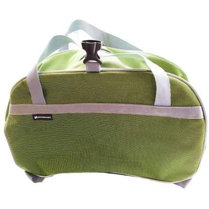 Велосипедная сумка NovaSport Кантри зеленая