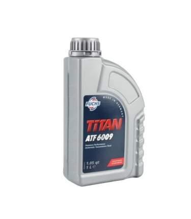 Жидкость Titan Для Акпп Atf 6009 1л FUCHS 601376566