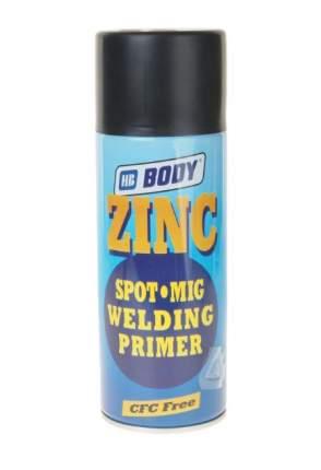 Аэрозольный Грунт 425 Zinc Spot Mig 1к (Черн.) (0,4л) HB BODY 5100200060