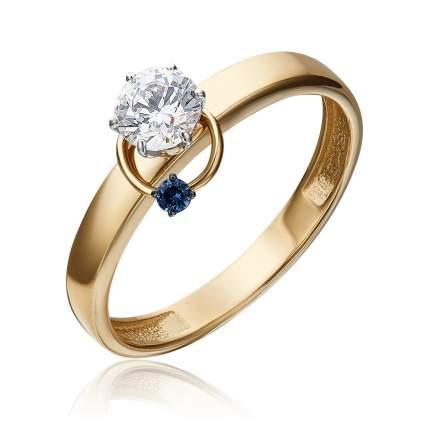 Кольцо женское Платина 01-5211-00-504-1121-38 р.19.5