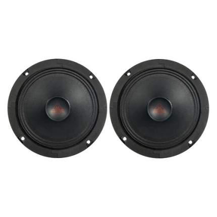 Колонки автомобильные KICX Gorilla Bass GBL65, 16.5 см (6 1/2 дюйм.), к-т 2 шт. [2012624]