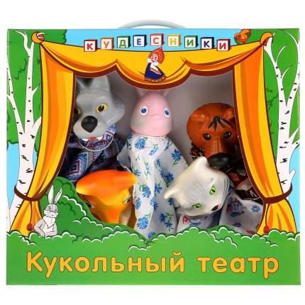 """Кукольный театр ПФК """"Игрушки"""" Кот и лиса"""
