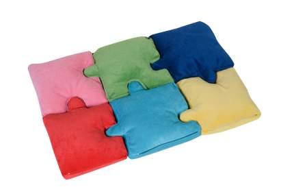 Бескаркасный модульный диван Hoff Puzzle one size, микровельвет, Puzzle