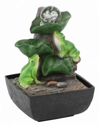 Настольный фонтан с подсветкой ''Лягушки с шаром'' Green apple GAFN01-504 (Б0038777)