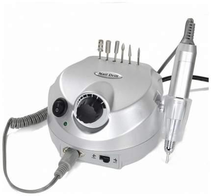 Аппарат (фрезер) для маникюра и педикюра DM-202 35000 об/мин Серебристый