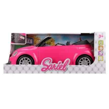Транспорт для кукол Наша Игрушка Кабриолет розовый