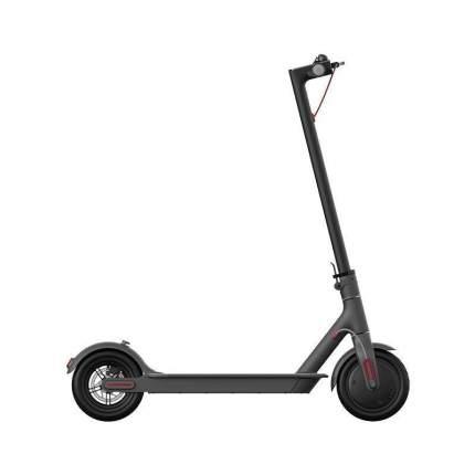 Электросамокат Xiaomi Mi Electric Scooter 1S, Черный