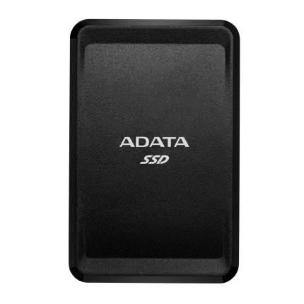 Внешний SSD накопитель ADATA SC685 250GB Black